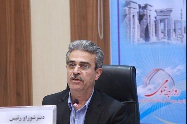 استان فارس در بخش اقتصاد مقاومتی دارای صندلی مناسب در کشور است