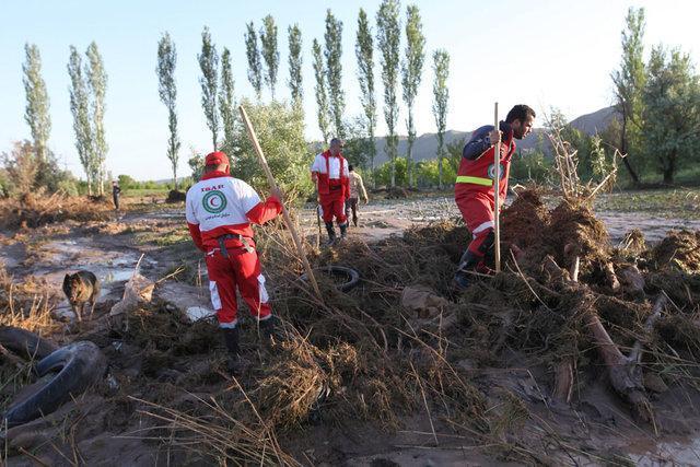 امدادرسانی به 387 حادثه دیده در کهگیلویه و بویراحمد