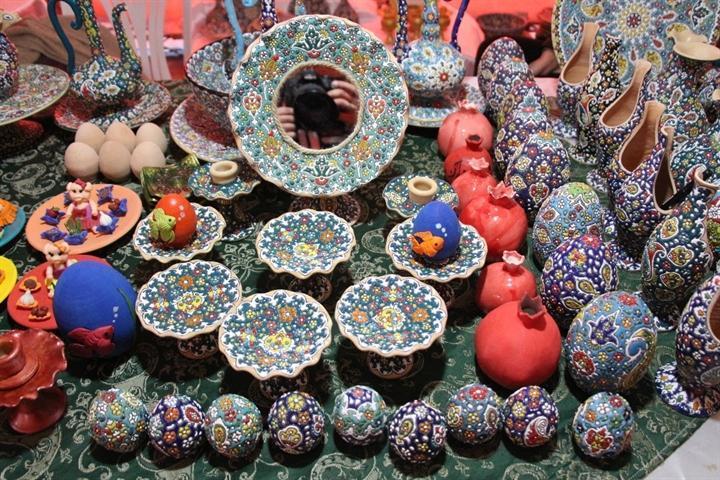 نمایشگاه ملی صنایع دستی و هنرهای سنتی در قائمشهر افتتاح می گردد
