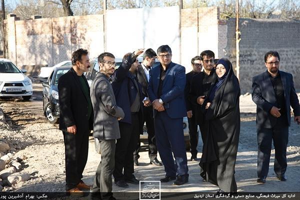 تعریف برند گردشگری شهرهای اردبیل با همکاری شهرداری ها