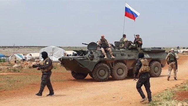نیروهای روس به مرزهای عراق رسیدند