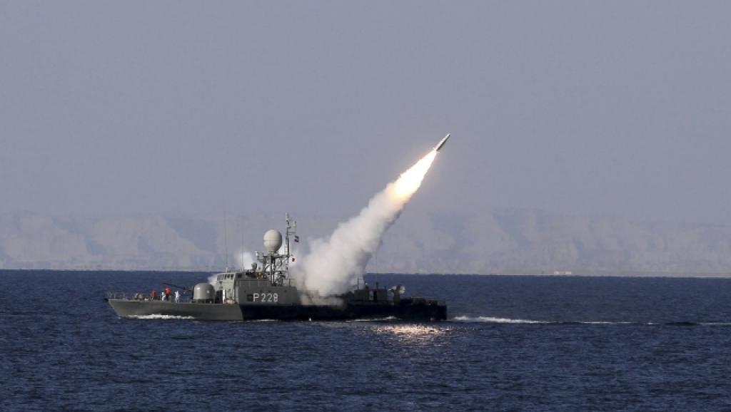 موشک قادر نیرو های مسلح ایران رونمایی شد