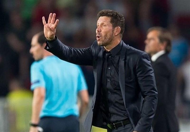 سیمئونه: گریزمان شایسته عنوان بهترین بازیکن اروپا بود نه رونالدو!